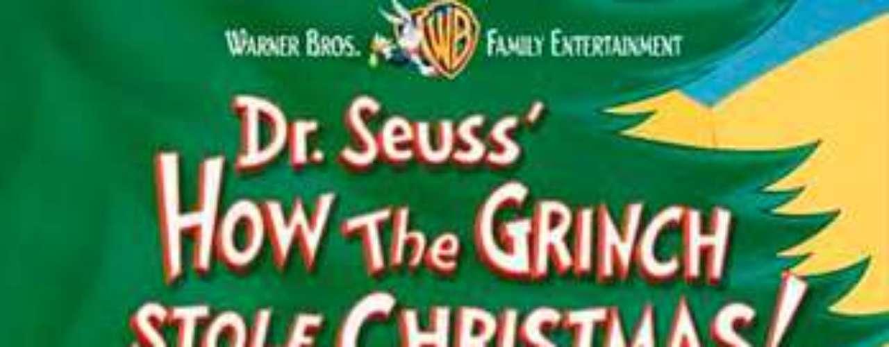 ANIMADAS: How the Grinch Stole Christmas! - El Grinch: El cuento animado, 1966. Narra la historia del odioso Grinch, quien intenta robar la Navidad a los habitantes de Felizlandia mientras estos duermen.