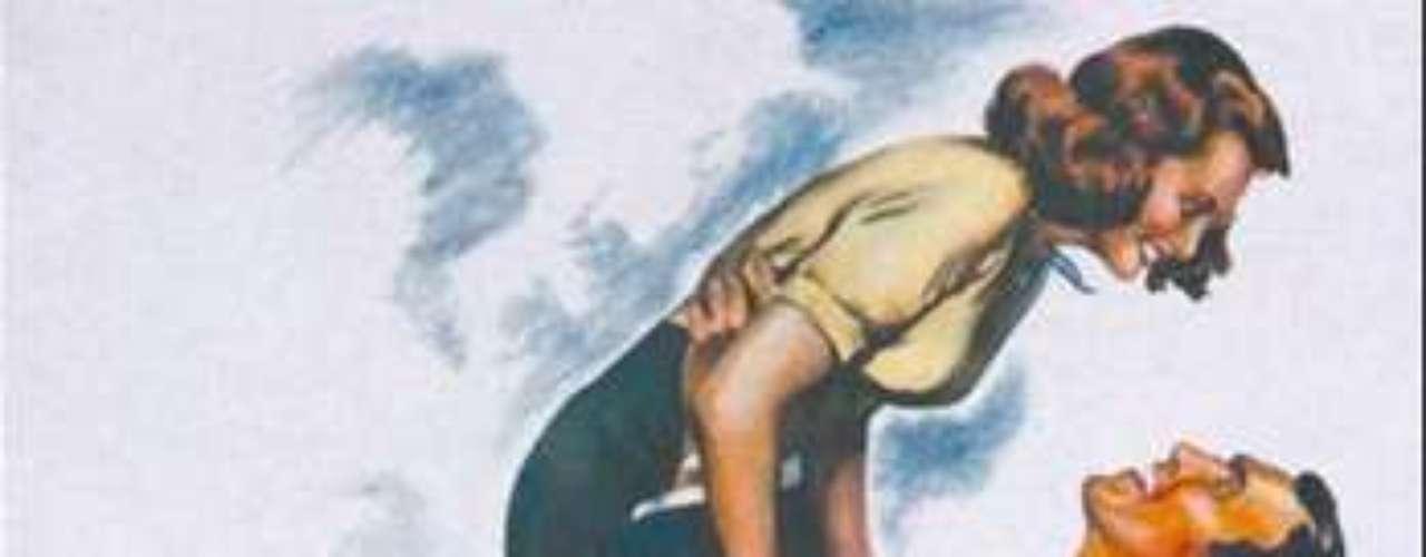 CLÁSICAS: It's a Wonderful Life - Qué bello es vivir, 1946. George Bailey (James Stewart) es un honrado y modesto ciudadano que dirige y mantiene a flote un pequeño banco familiar. Al punto de la quiebra decide suicidarse pero este hombre encuentra a un ángel que le muestra cómo hubiera sido la vida de los que le rodean si él no hubiera existido.