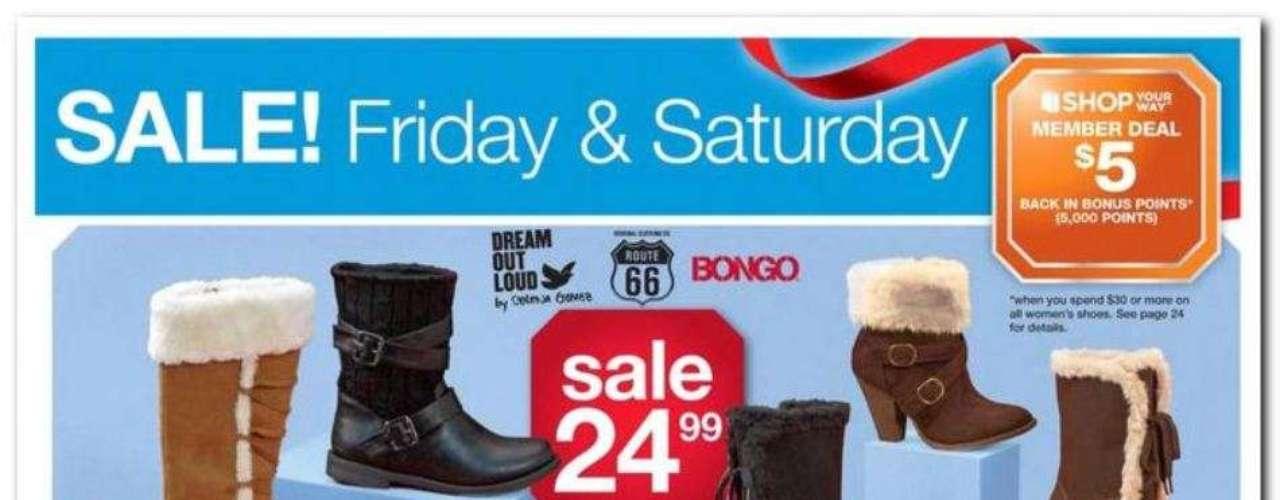 Kmart se suma al furor de Black Friday con un catálogo de ofertas muy extenso. La tienda abre sus puertas el jueves 22 de Noviembre  a las 08:00 PM. Mira los descuentos en estas fotos.