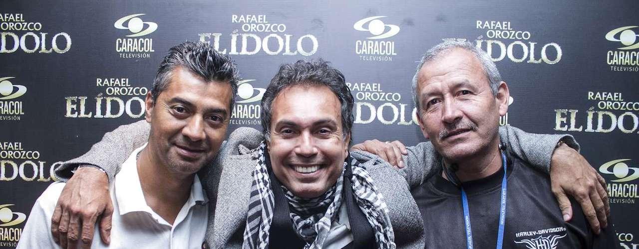 Varias leyendas del vallenato estarán presentes en la telenovela 'Rafael Orozco, el ídolo'.