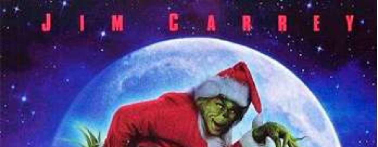 CUENTOS: El Grinch, 2000. El Grinch es una especie de ogro verde que siempre ha vivido aisladoo en la cima de una montaña, en las afueras de Who-ville. Habituado a la soledad, lo que le destroza los nervios son los villancicos que la gente del pueblo canta en Navidad; para vengarse, decide robar los regalos de Santa Claus.