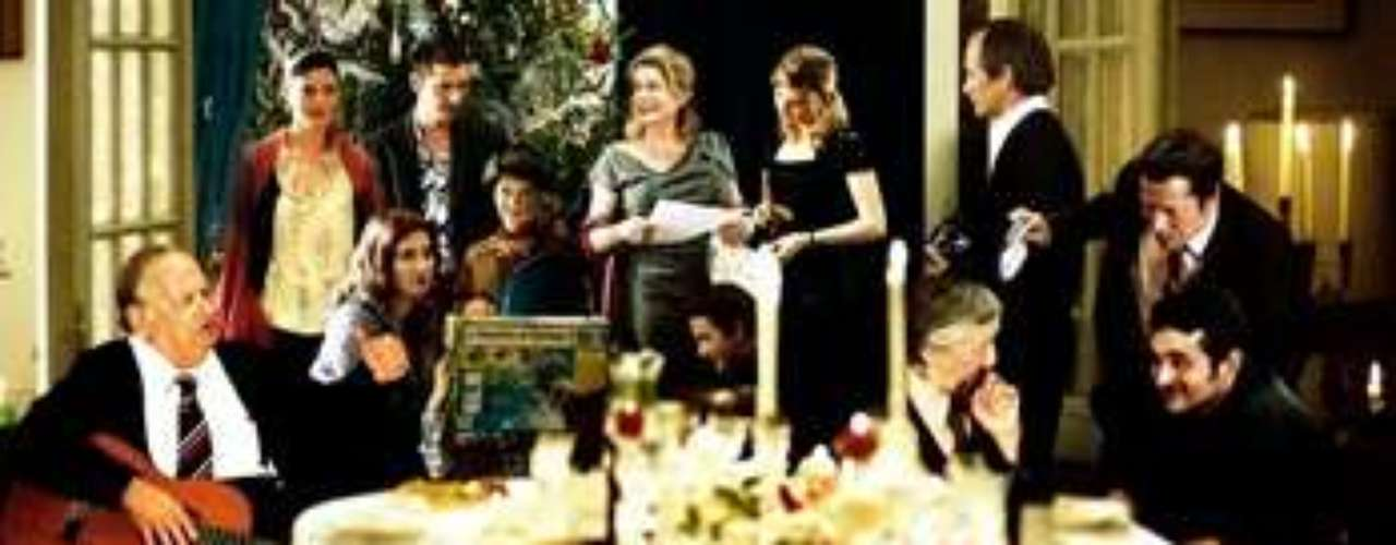 CUENTOS: Un conte de Noël, 2008. Drama sobre una familia que ha de luchar contra una rara enfermedad genética, por la cual han perdido ya a un hijo y perderán a otro miembro de la familia si no encuentran un donante compatible de médula ósea.