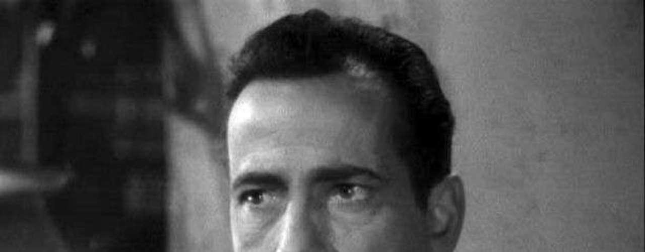 Humphrey Bogart. Rick Blaine en \