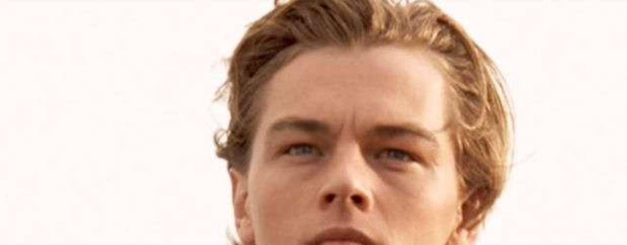 Leonardo DiCaprio. Jack Dawson en \