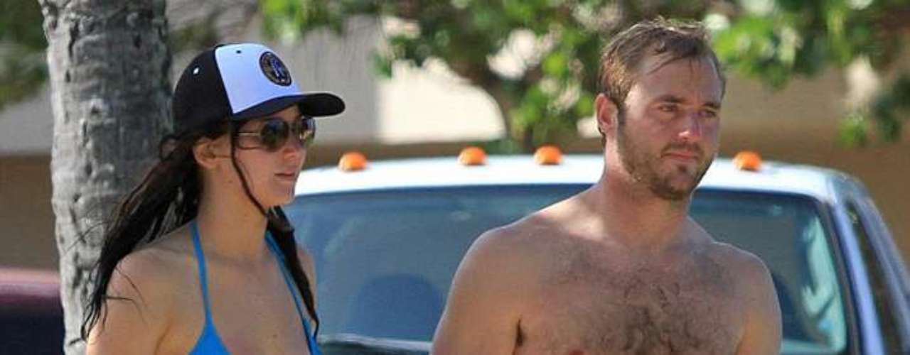 Jennifer Lawrence spent a few days on the beaches of Hawaii with his family wearing a super hot bikini. ¡Gorgeous!