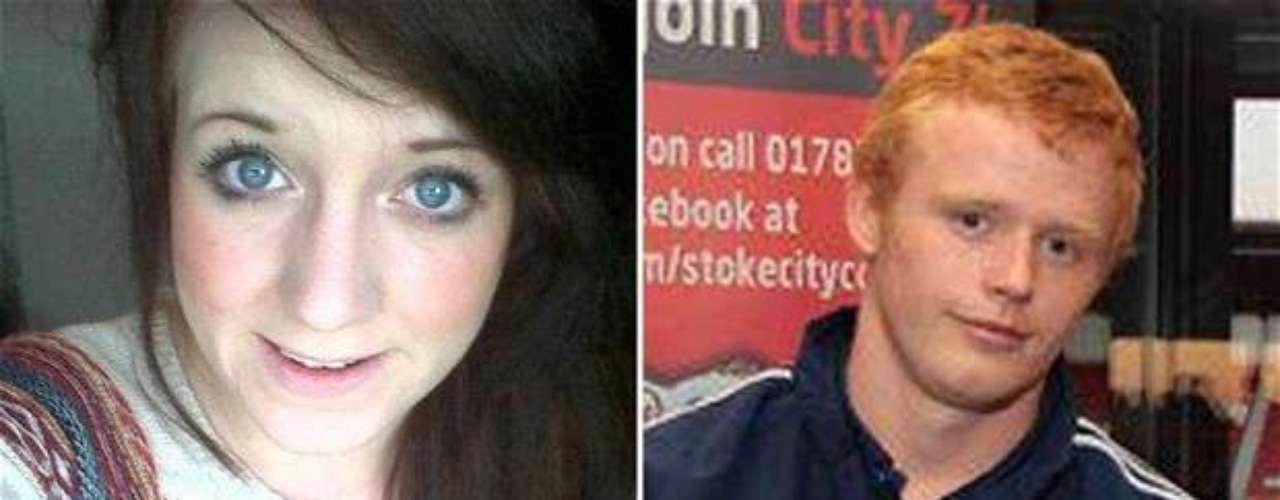Hace un par de meses salió a la luz el caso de Andrew Hall, joven promesa del Stoke City, quien mató a su novia tras un ataque de celos; fue condenado a cadena perpetua.