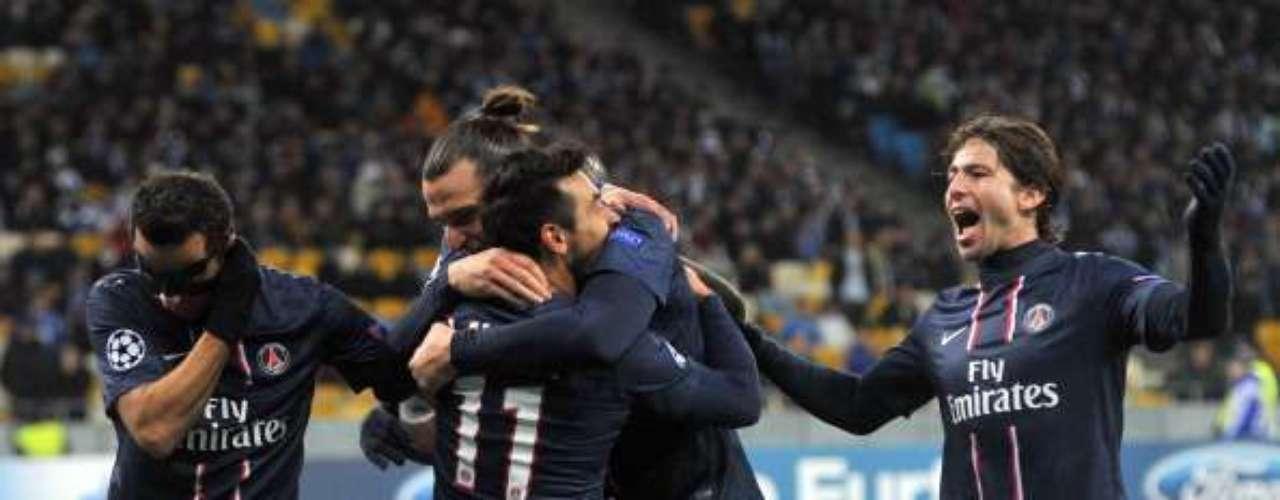Sábado 24 de noviembre - París Saint-Germain quiere recuperar el liderato en Francia y el Troyes parece un rival a modo