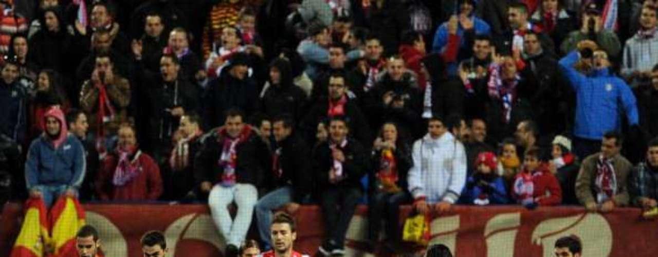 Domingo 25 de noviembre - Atlético de Madrid se mide al Sevilla en el Vicente Calderón