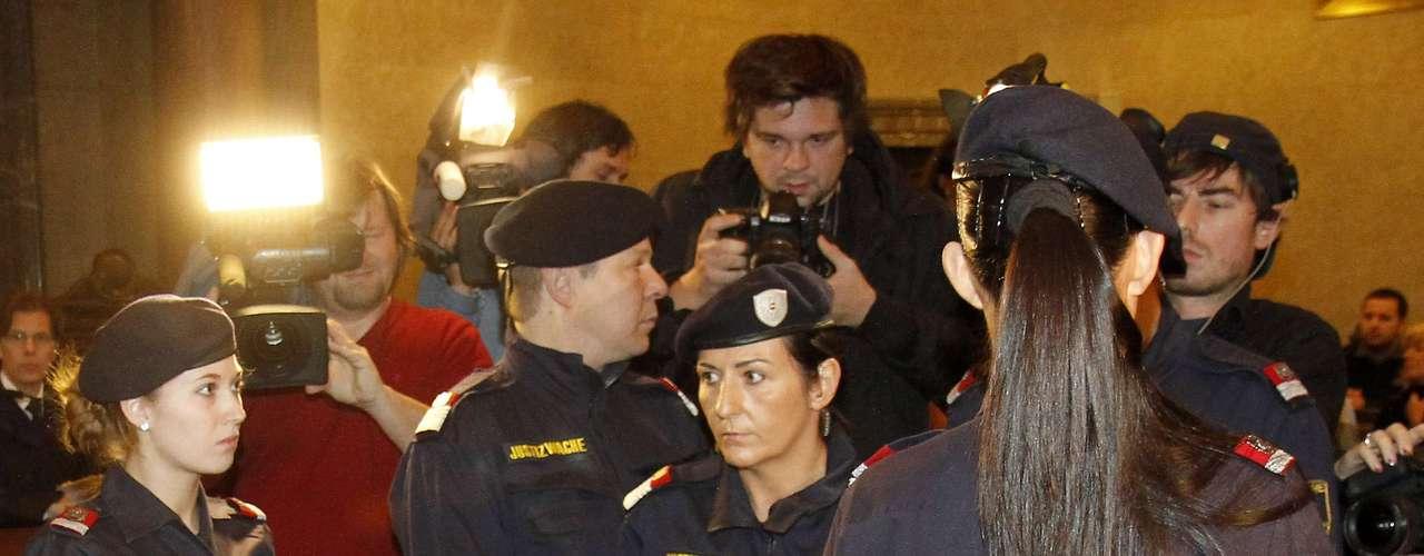La fiscal, Petra Freh, estimó que los asesinatos eran \