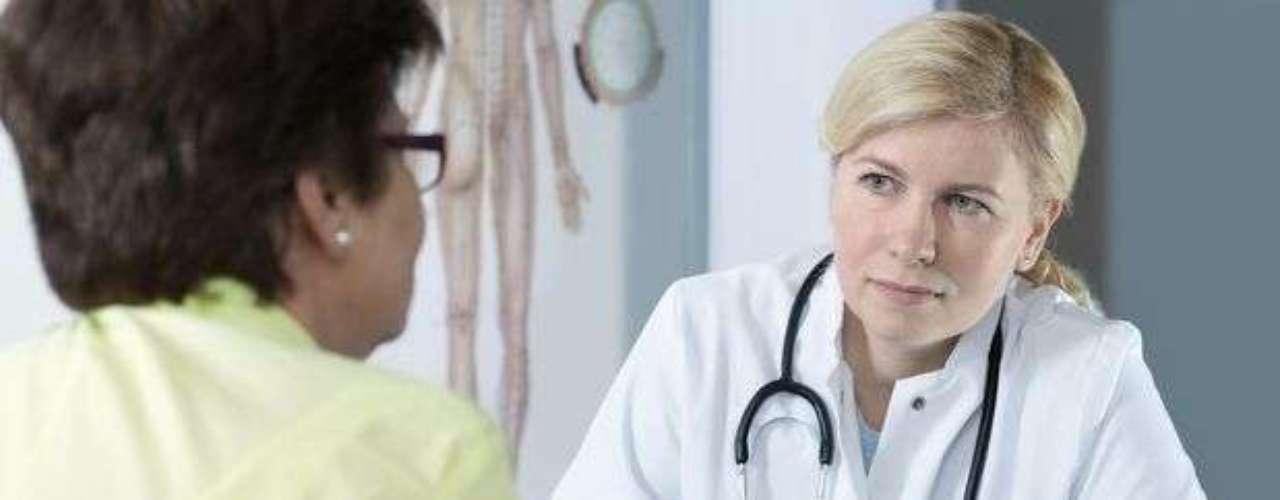 8. Informa a tu médico que vas a iniciar un programa de ejercicio.