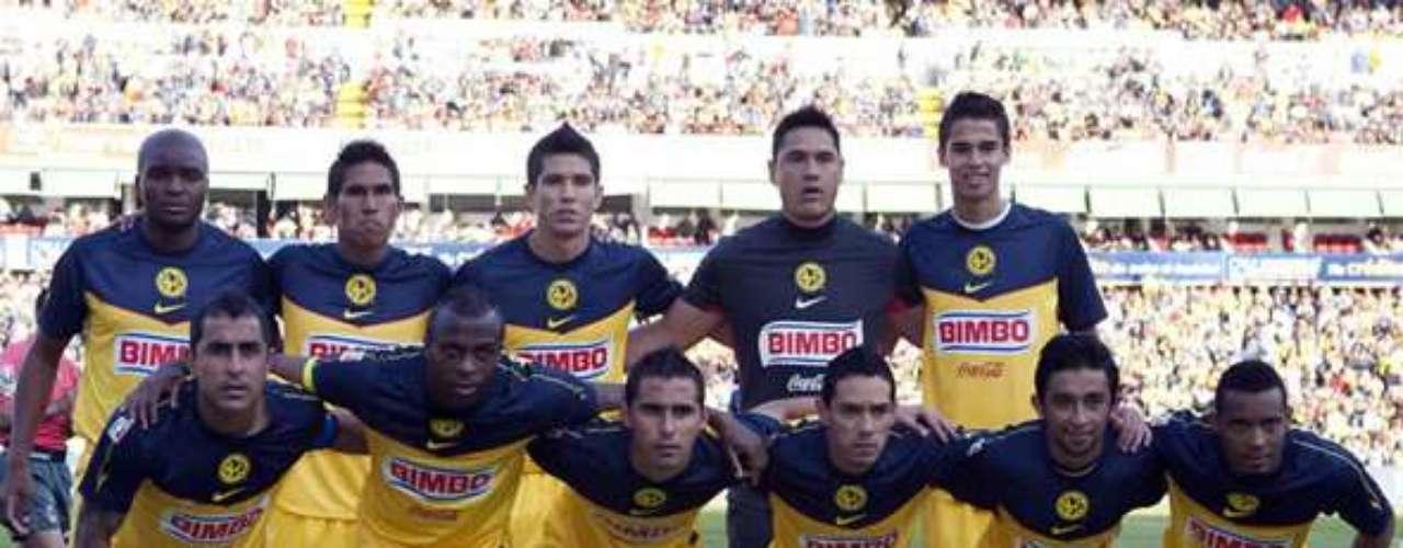 América es el cuadro más importante del futbol mexicano.