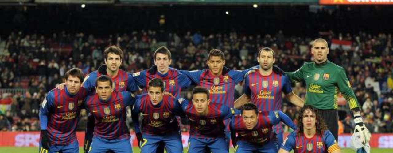 El Barcelona es uno de los equipos más admirados en el mundo entero.