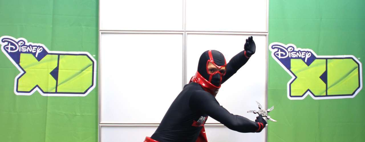 'Intonjutsu' - El control de las emociones y la honestidad consigo mismo es uno de los valores mas importantes para ser un buen ninja.