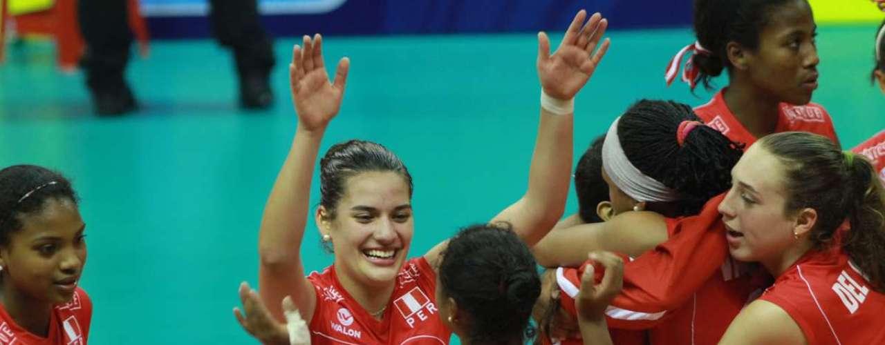Perú derrotó por 3-2 a Argentina y clasificó al Mundial de Menores que se realizará en Tailandia en el 2013
