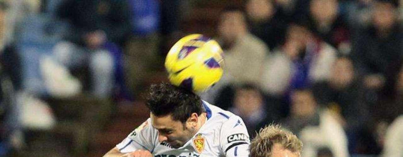 Zaragoza - Celta, jornada 13 de la Liga BBVA