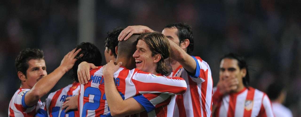 miércoles 28 de noviembre - Atlético de Madrid recibe al Jean en la Copa del Rey