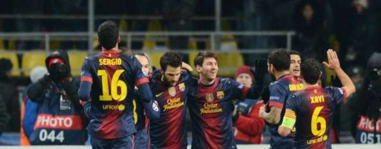 miércoles 28 de noviembre - Barcelona juega en el Camp Nou frente al Alavés en la cuarta ronda de la Copa del Rey