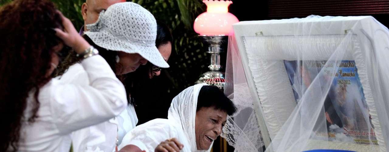 La madre de Camacho confirmó que el cuerpo de su hijo será \
