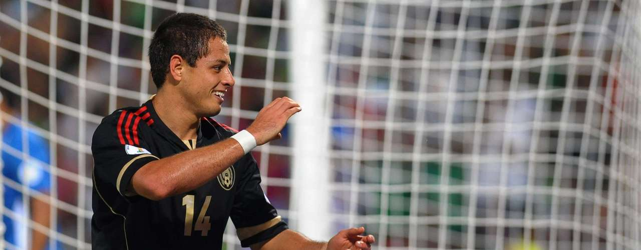 Javier Chicharito  Hernandez has regained his spot at Manchester United. His current top form with the Red Devils will likely make him a star at the 2013 Confederations Cup.