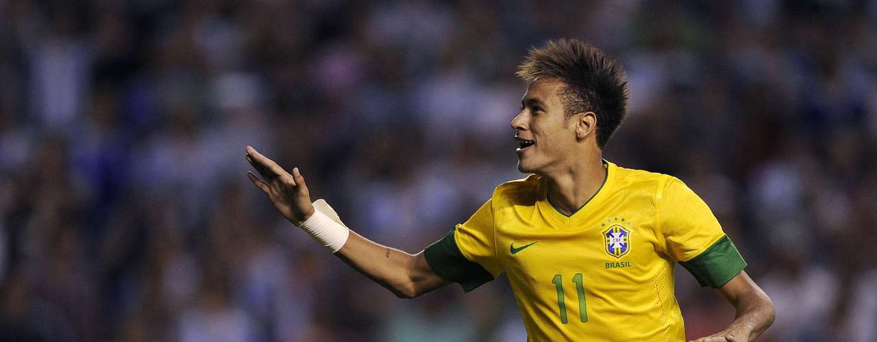 Various global stars will converge in Brazil for the 2013 Confederations Cup. The host country will bring its biggest star: Neymar, of Santos, looking to win his first title with the senior team.