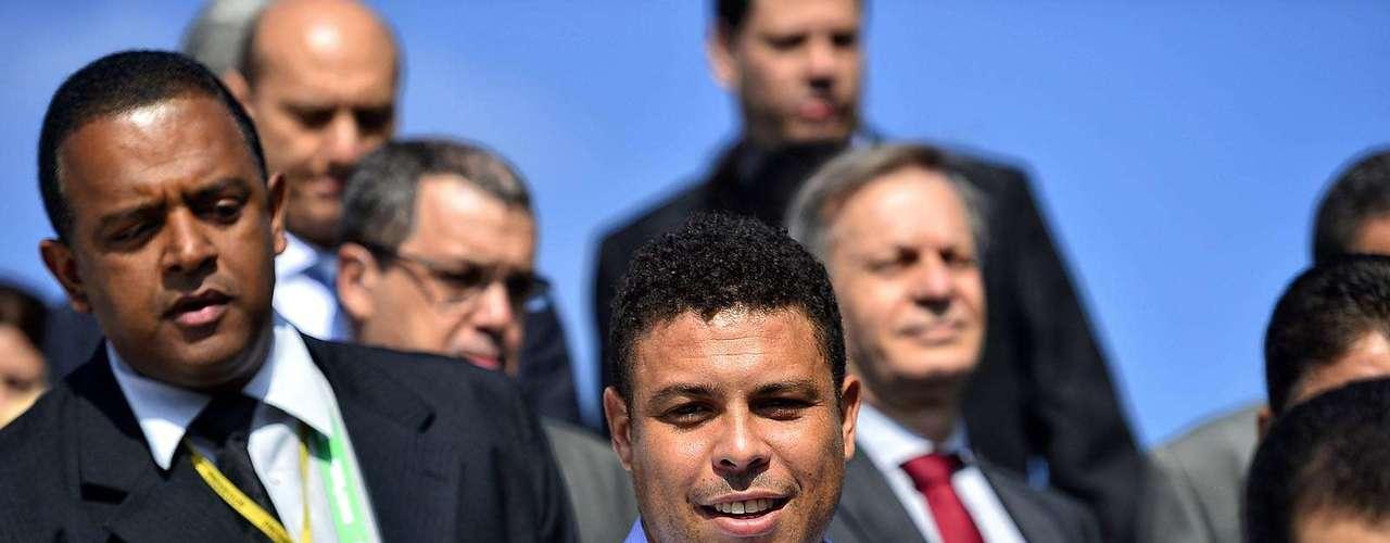 Las obras del estadio que construye el Corinthians se encuentra en un importante avance.