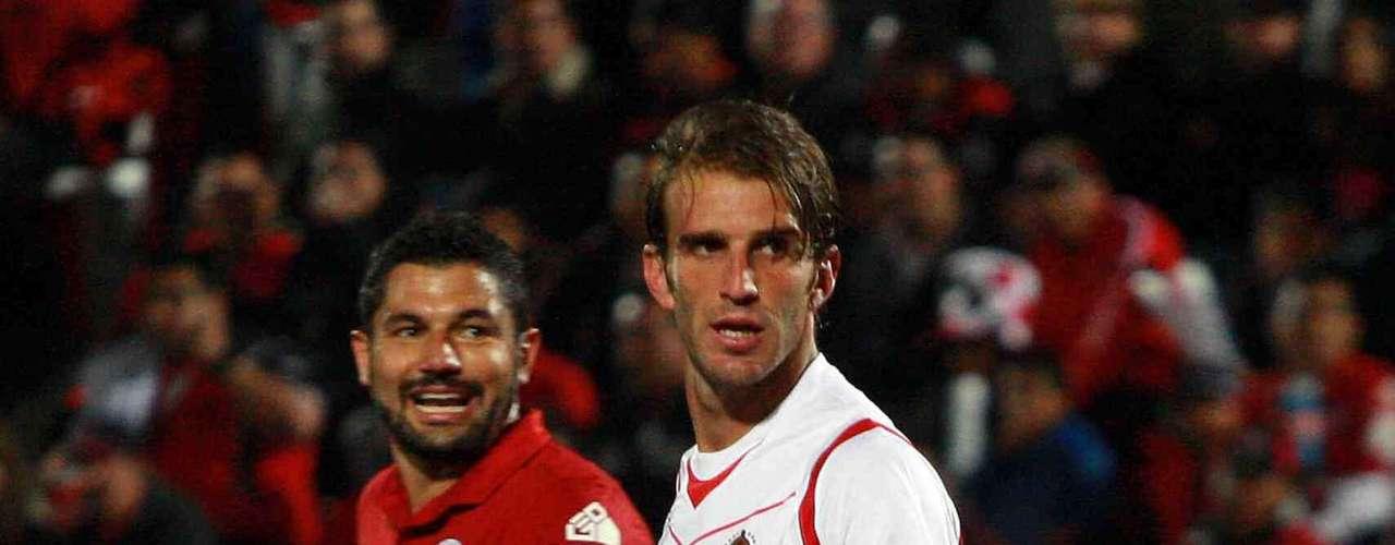 En el Clausura 2012 Iván Alonso empató al minuto 24, para ser el único jugador de Toluca que le ha anotado a Xolos en la corta serie de tres partidos.