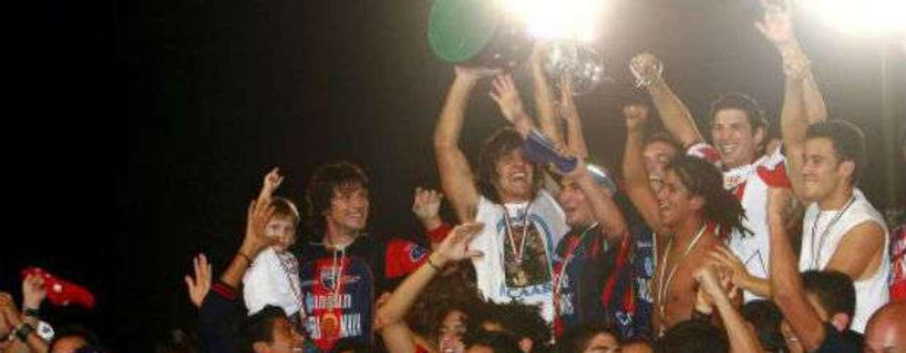 El Atlante, después de 14 años, conseguía su tercer título en su historia en el Apertura 2007 al vencer a Pumas por un global de 2-1. José Guadalupe Cruz dirigía a los Potros.