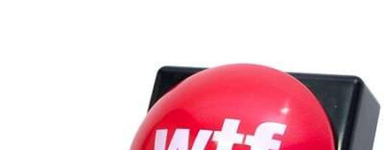 Botón WTF: un botón para apretar en cada situación descontrolada o desubicada durante la temporada de fiestas, o quizá cuándo abras los regalos.