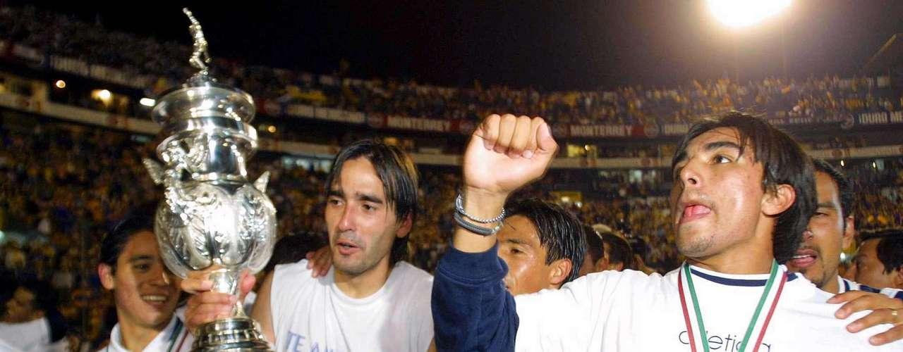 Invierno 2001: Pachuca
