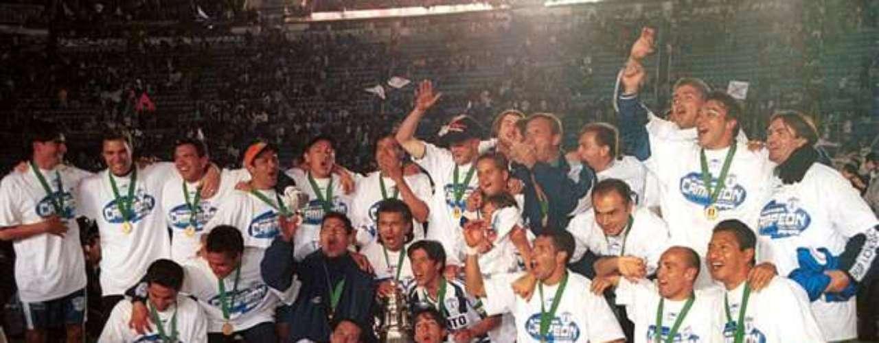 Invierno 1999: Pachuca