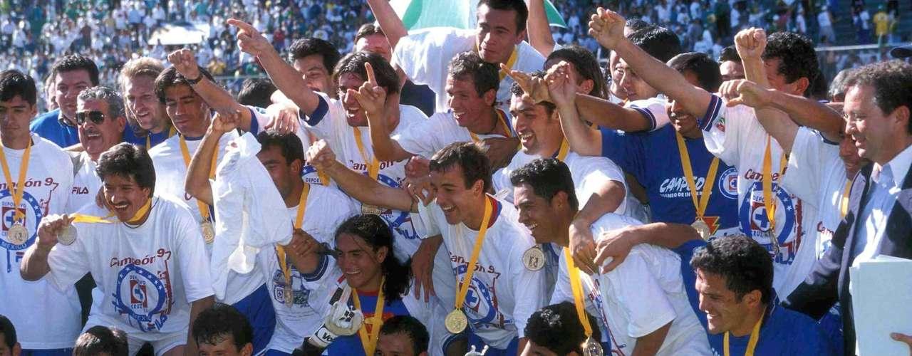 Invierno 1997: Cruz Azul