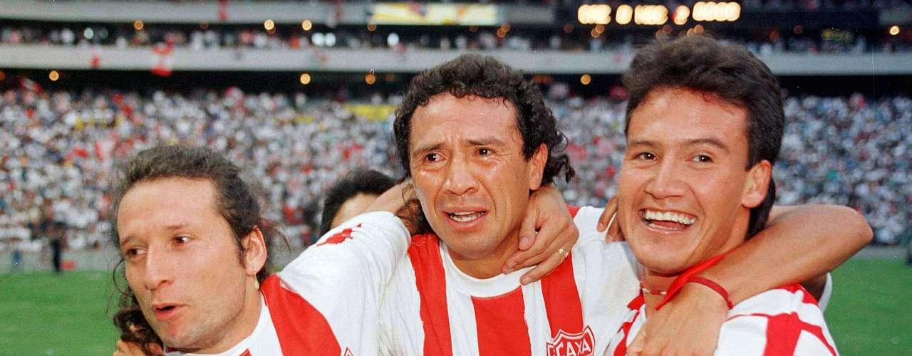 1994-95: Necaxa