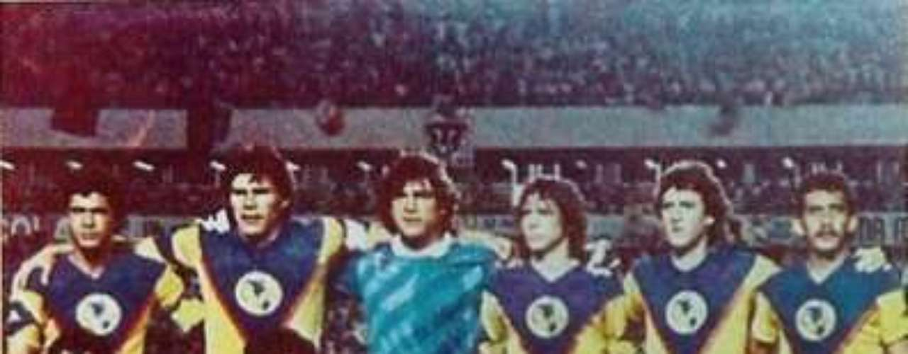 1984-85: América