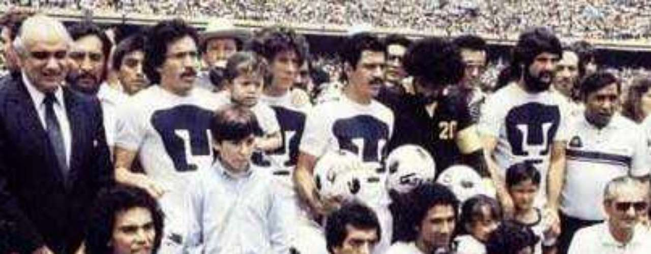 1980-81: Pumas