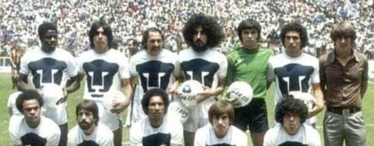 1976-77: Pumas