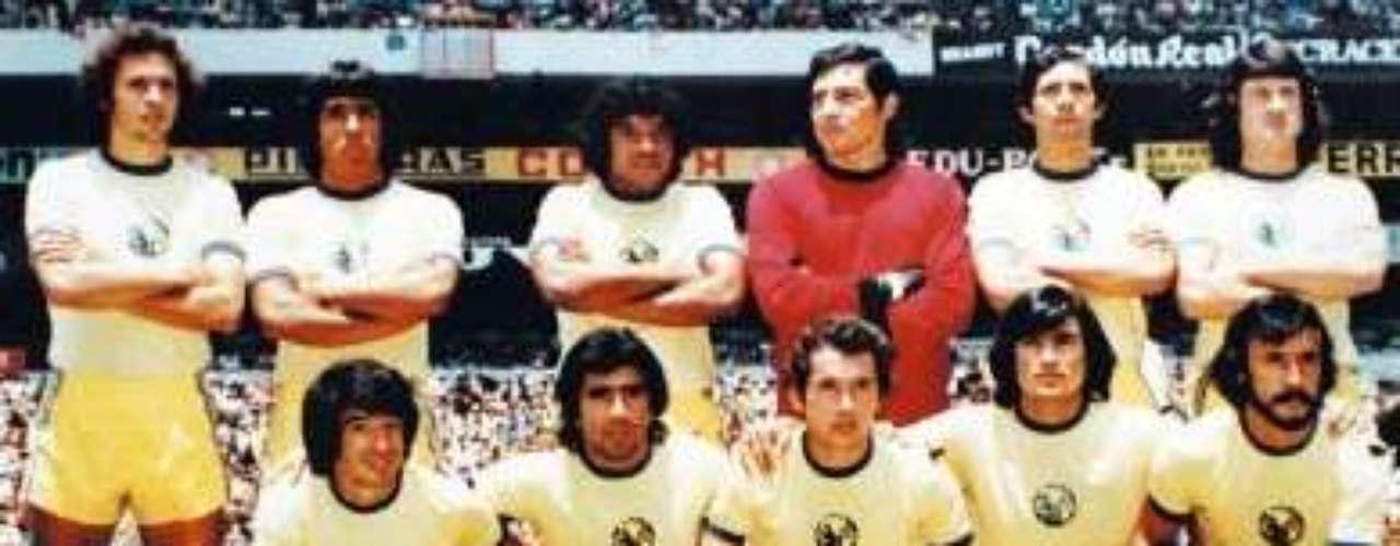 1975-76: América