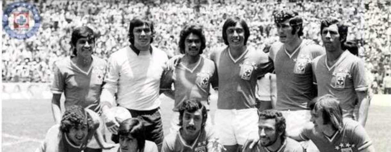 1973-74: Cruz Azul