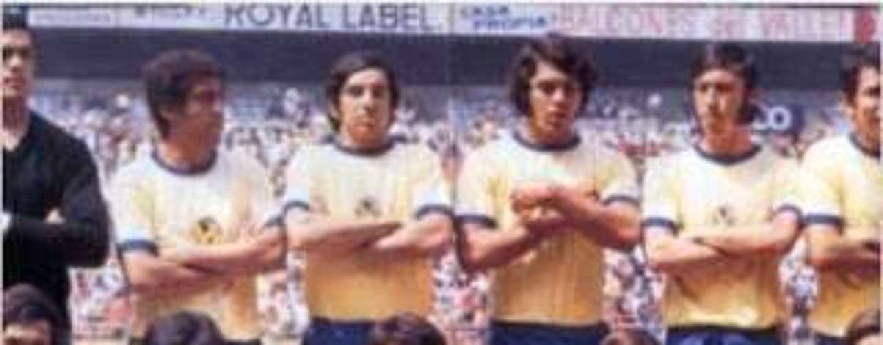 1970-71: América