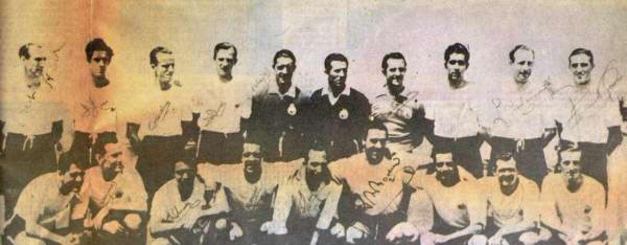 1944-45: España