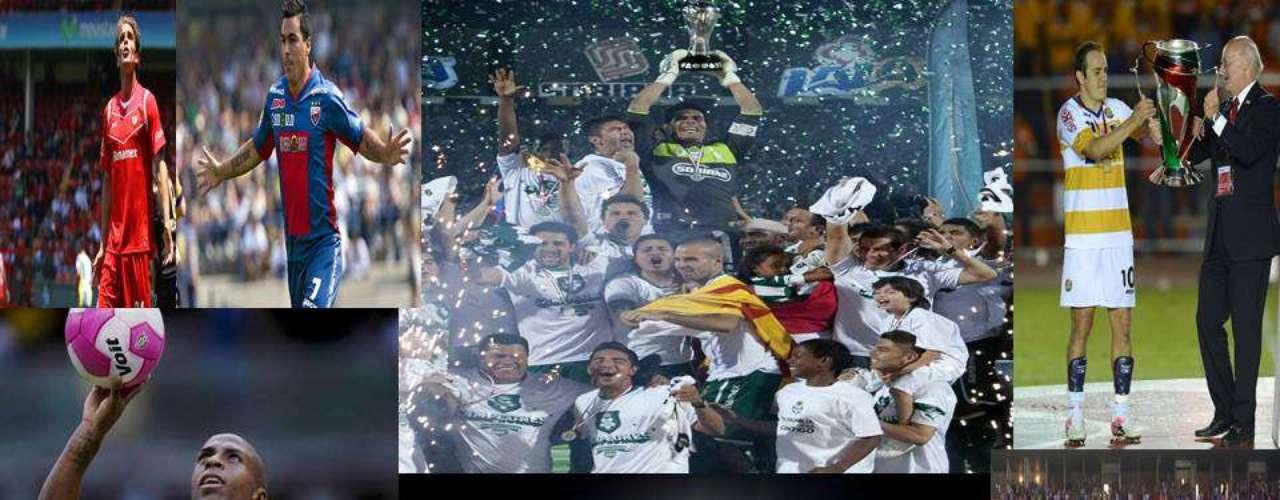 Revive lo mejor del futbol mexicano en este compendio de 2012. Santos, Xolos, León y La Piedad tuvieron un gran año.