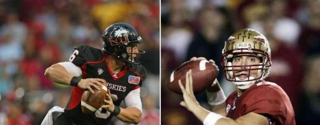 TAZÓN DE LA NARANJA: Los Huskies de North Illinois jugarán ante los Seminoles de Florida State el 1 de enero de 2013