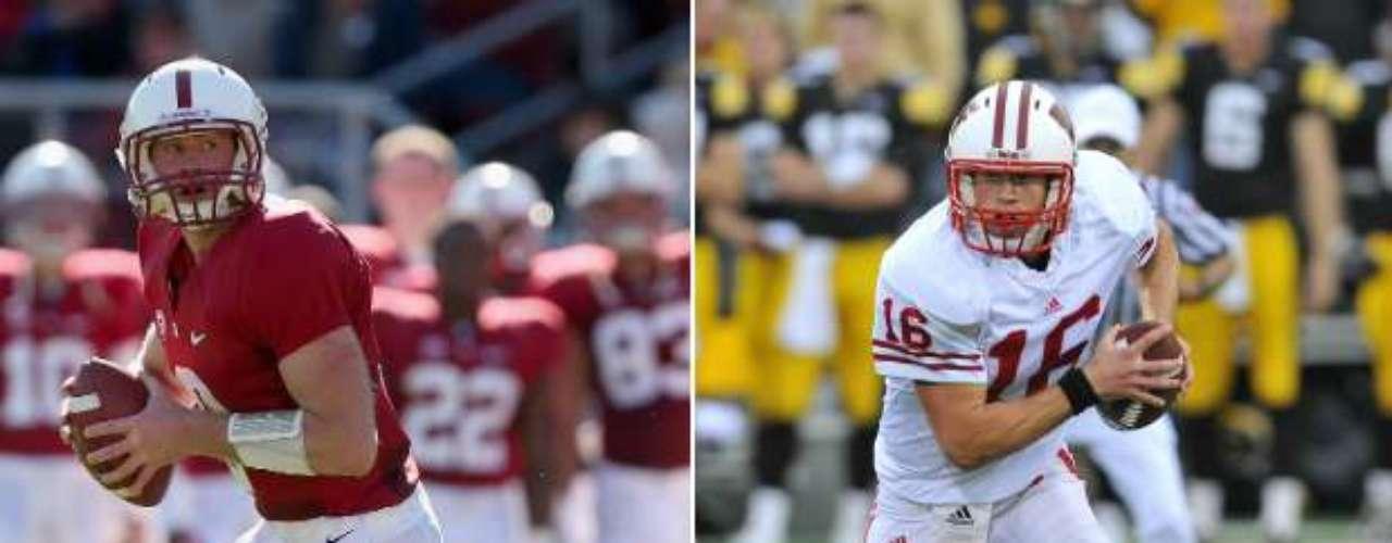 TAZÓN DE LA ROSA: Los Badgers de Wisconsin medirán fuerzas ante los Cardenales de Stanford en el Bowl más antiguo del Futbol Americano Colegial el 1 de enero de 2013