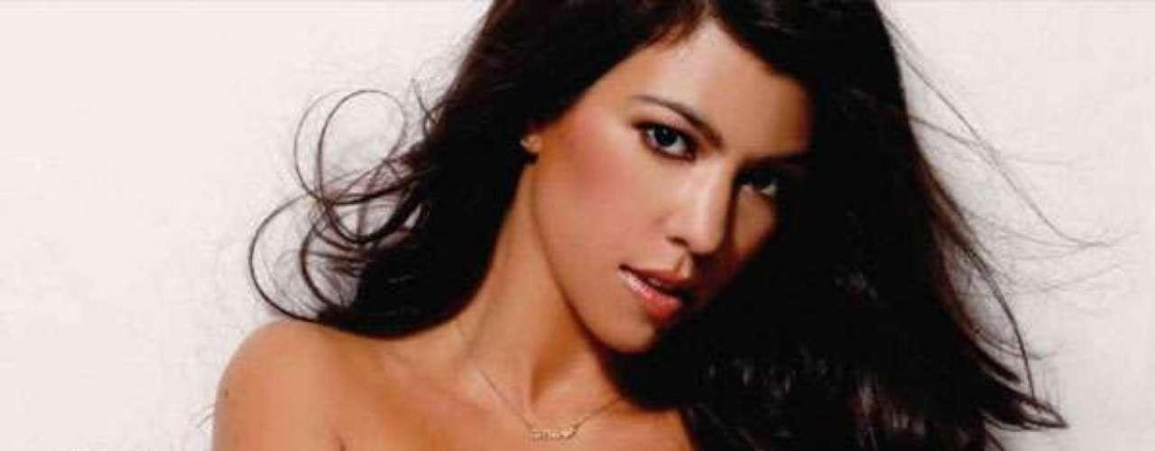 Kourtney Kardashian es la sensual madre de Mason y Penélope. La estrella del reality derrocha sensualidad por doquier