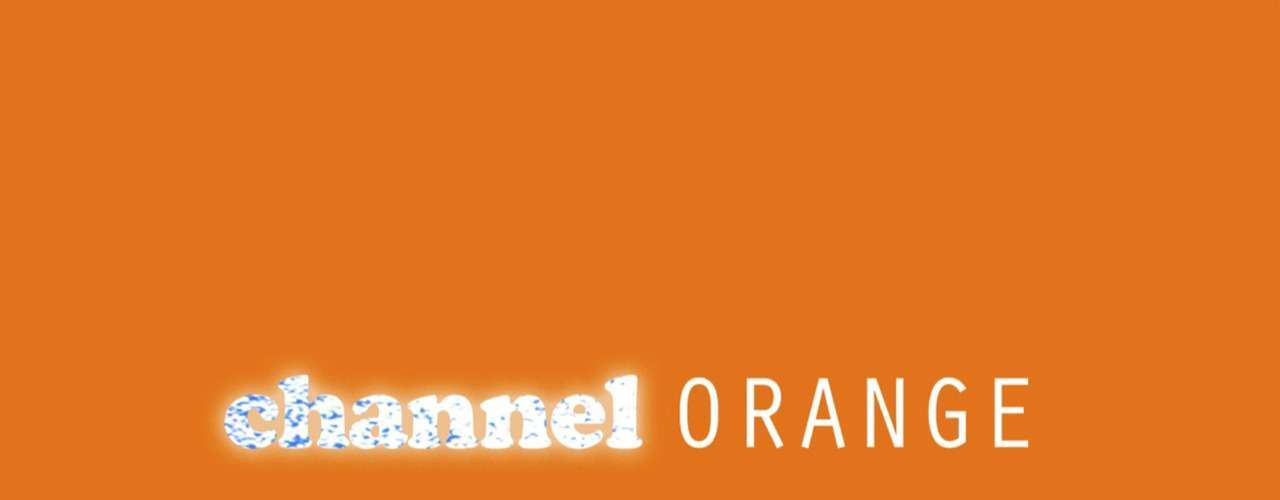 'Channel Orange' de Frank Ocean. Producido por Om'Mas Keith, Malay, Frank Ocean y Pharrell
