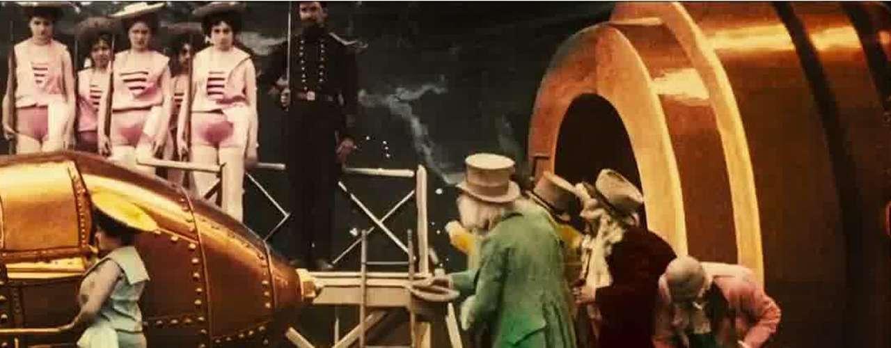 'El Viaje a la Luna' es su corto más conocido que abrió camino a la ciencia ficción.