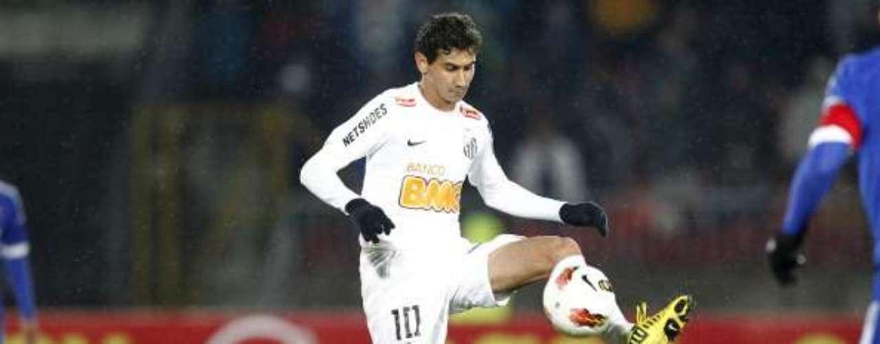 Paulo Henrique es el popular 'Ganso' brasileño.