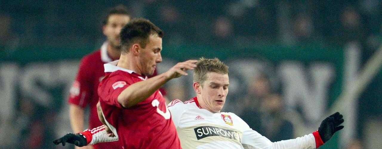 Hannover se impone 3-2 a Bayern Leverkusen que se queda segundo en la tabla
