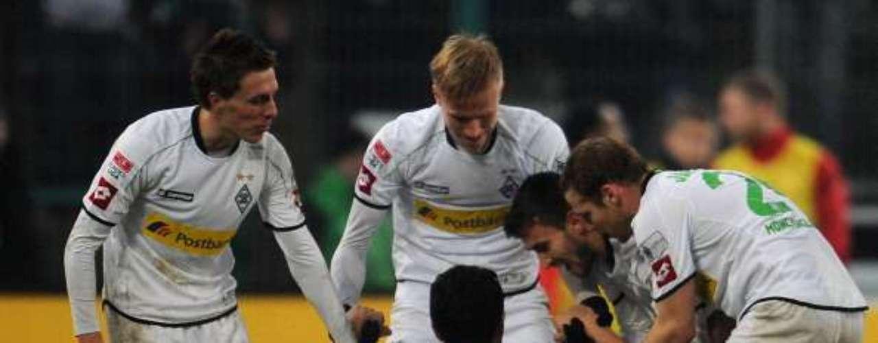 Un gol del venezolano Juan Arango dio tranquilidad al equipo ganador en la segunda mitad.