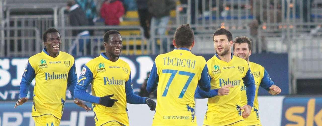 Chievo como visitante se lleva los tres puntos al vencer 2-0 a Cagliari