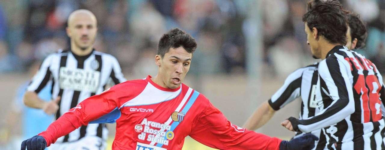 Catania se impone 3-1 a Siena en partido de la fecha 16